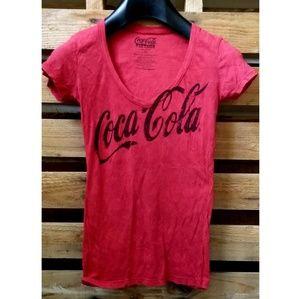 XS Coca-Cola tee